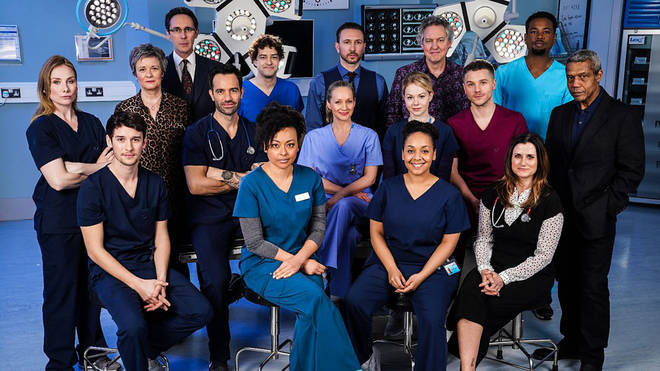 Holby City first premiered on the BBC in 1999