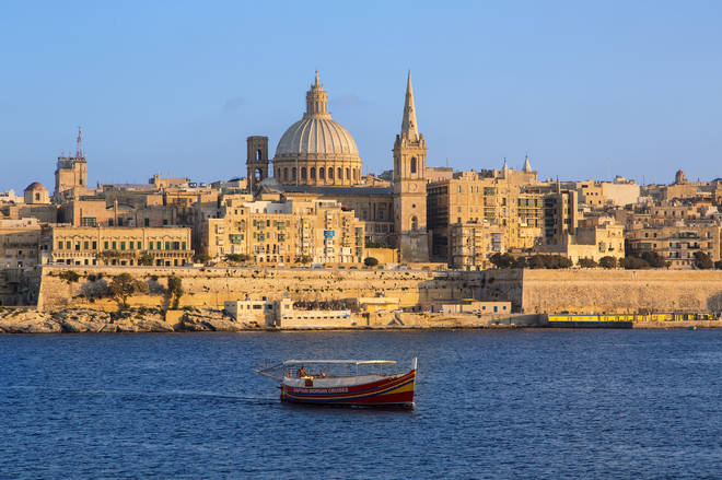 Malta is reportedly a contender to be added to the green list