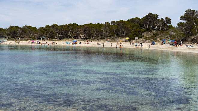 The Balearic Islands could be added to the 'green' travel list