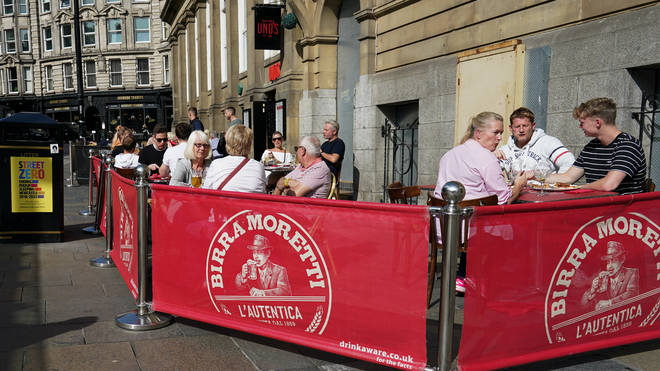 Pubs in Newcastle will be forced to ban smoking on pavement areas