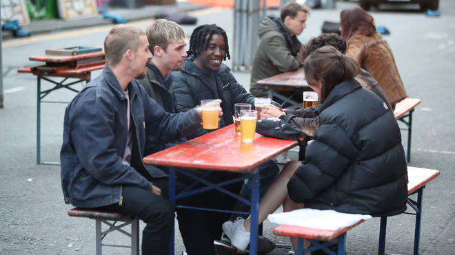 Pubs in Manchester will have to ban smoking in outside areas