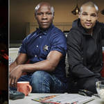 Chris Eubank is appearing on Celebrity Gogglebox with his son