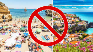 Portugal is set to be taken off the green list