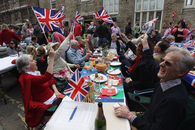 The Big Jubilee Lunch will encourage communities to come together to mark the Queen's time on the throne
