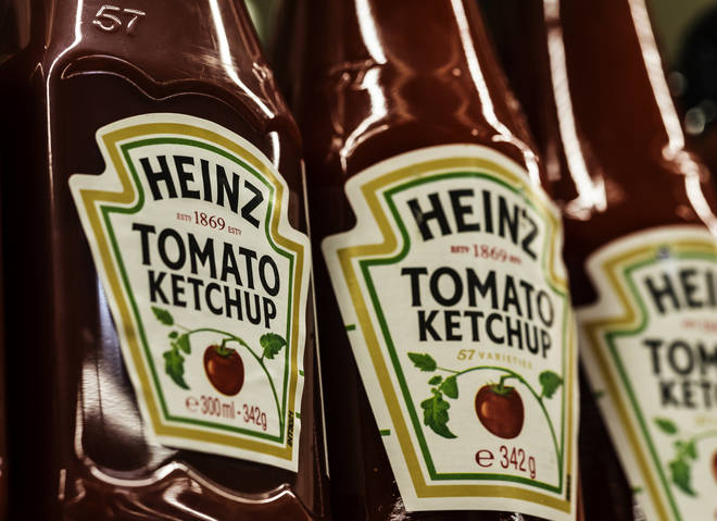 Heinz Tomato Ketchup packs a sugary punch