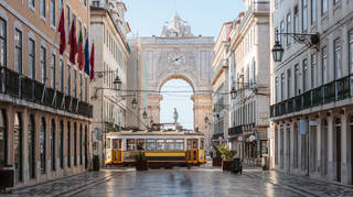 When does Portugal move off the green list?