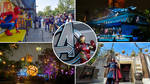 The new Avengers Campus opened this week, and it looks ridiculously cool