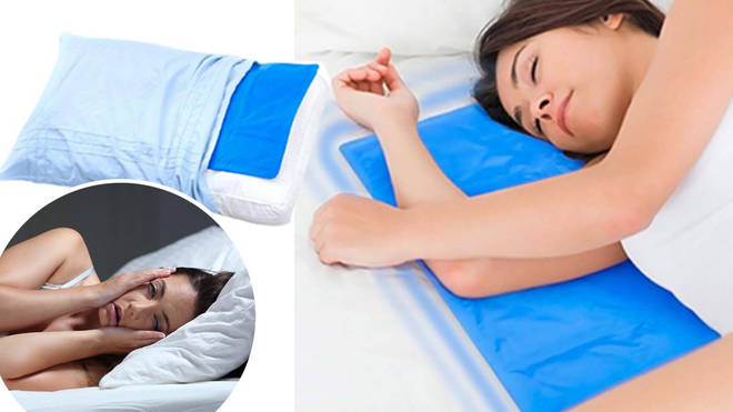 This is a game changer for people who struggle to sleep in the heat