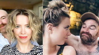 Joe Duttine and Sally Carman have been together for three years