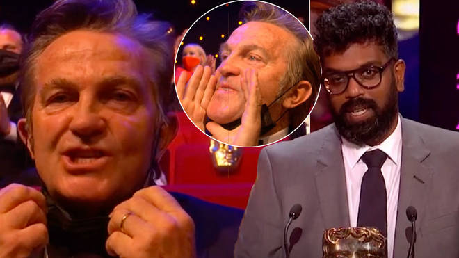 Bradley Walsh lost out on a BAFTA this weekend