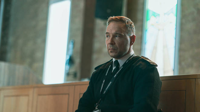 Stephen Graham as Eric McNally in Time