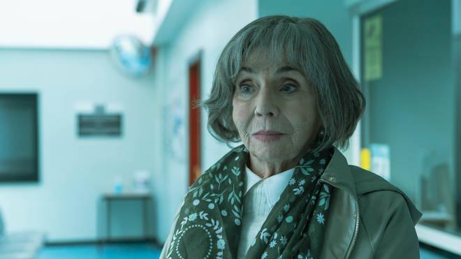 Sue Johnston as June Cobden in Time
