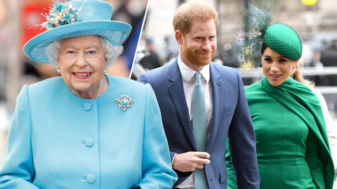 The name Lilibet is in honour of Harry's grandmother, the Queen