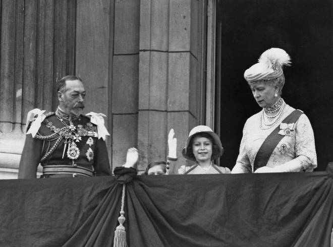 King George V was the first to give the Queen the nickname Lilibet