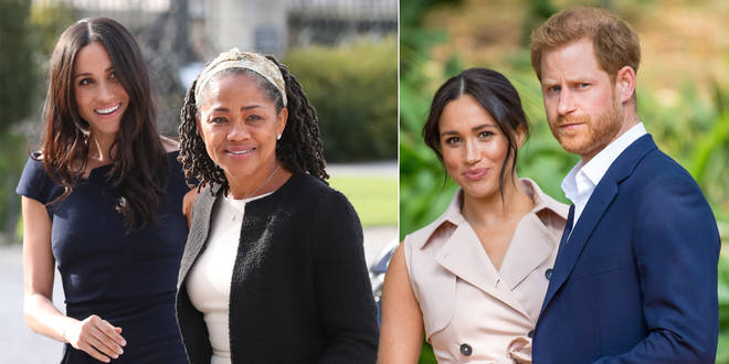 Meghan Markle made a secret nod to her mum in her new baby name