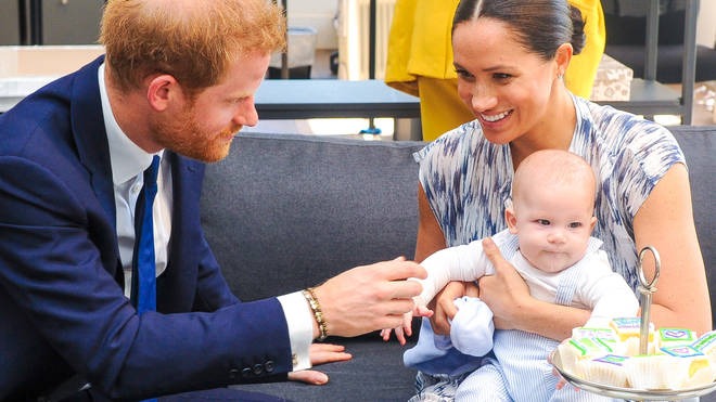 Meghan Markle and Prince Harry are already parents to baby Archie