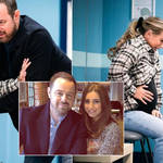 Dani Dyer will star in EastEnders this week with her dad