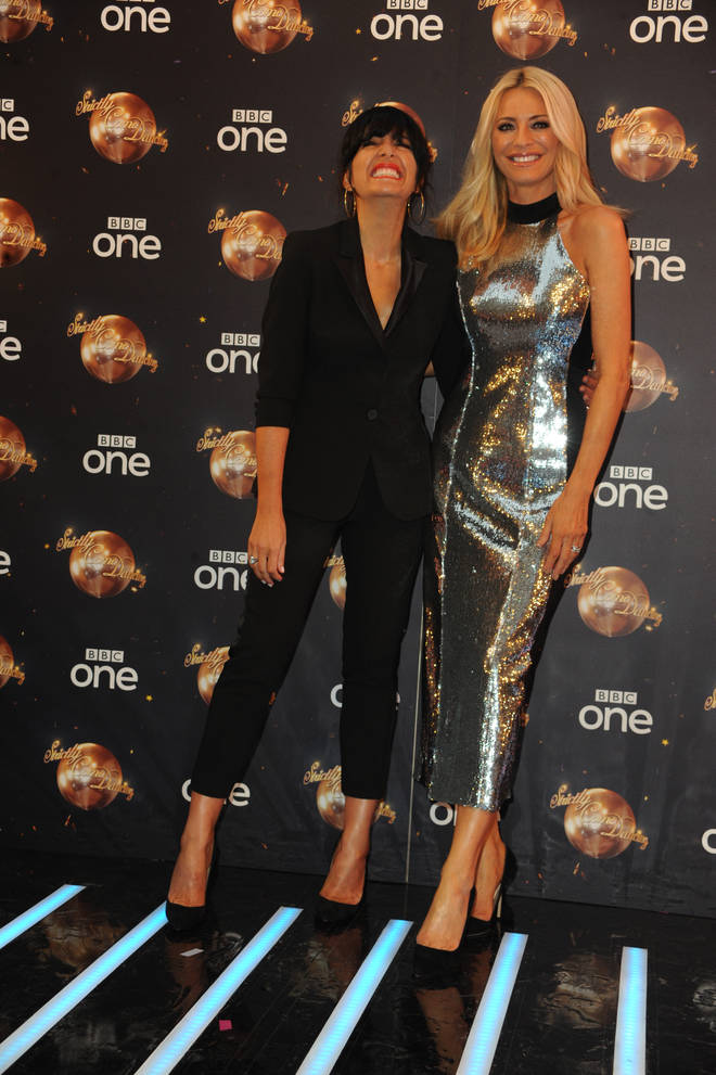 Strictly Come Dancing Launch In London
