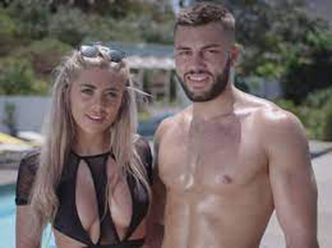 Paige and Finn won Love Island in 2019