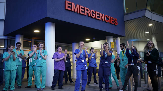 NHS workers, social care staff and emergency service workers can use the discount