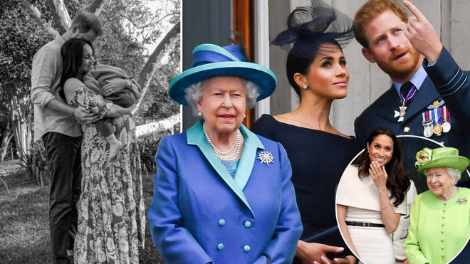 Harry and Meghan said that they would not have named their daughter Lilibet had the Queen not been supportive over the decision