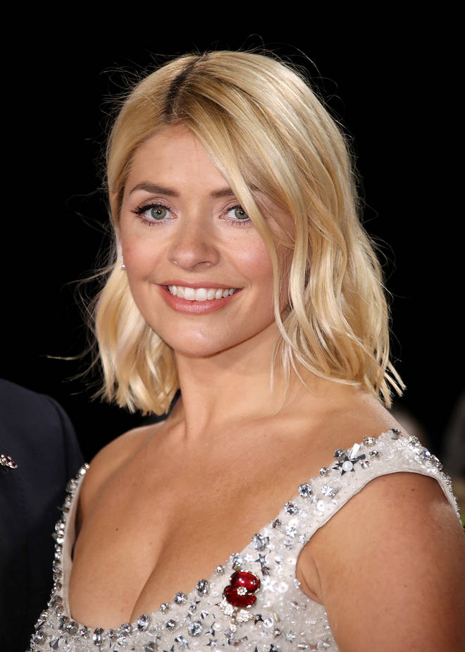 Dec Donnelly has advised Holly to 'toughen up' ahead of her time in the jungle
