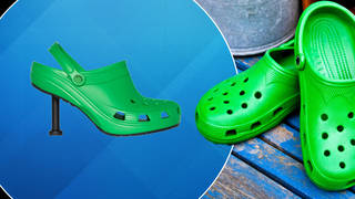 Balenciaga has teamed up with Crocs for a new design