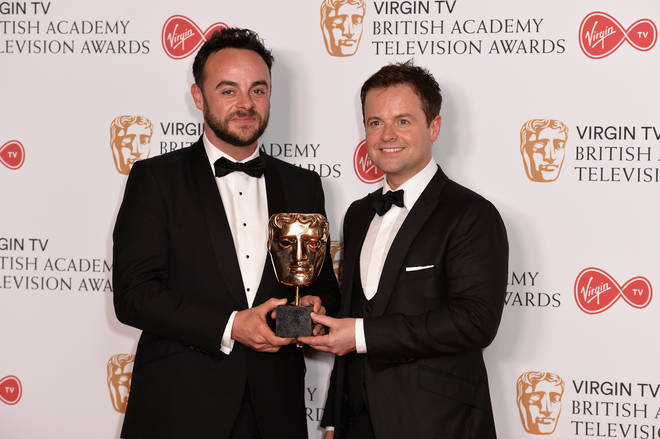 Ant and Dec will reunite next year