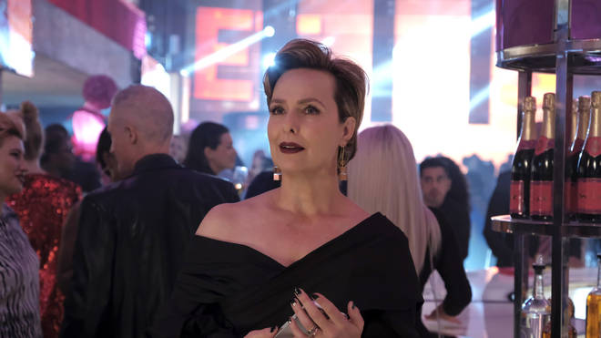 Jacqueline Carlyle is played by Melora Hardin