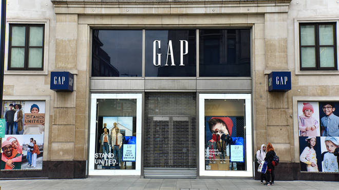 Gap has announced that 19 shops will close by July 31