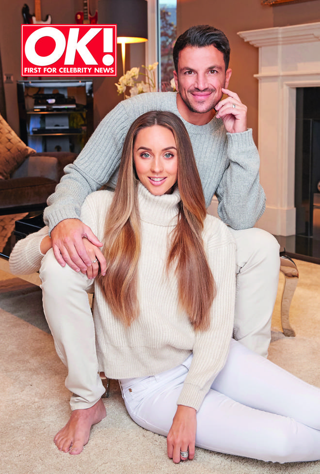 Peter Andre and wife Emily put their successful marriage down to being teetotal