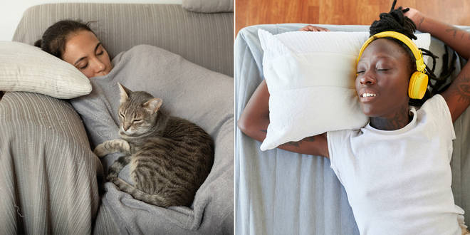 This is how long you should be napping for