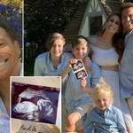 Stacey Solomon announced her pregnancy with Joe Swash