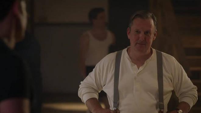 Ross Boatman starred in ITV's Granchester