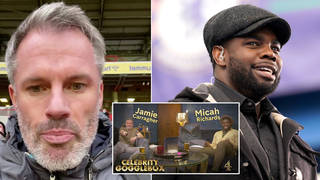 Who are Jamie Carragher and Micah Richards?