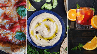 Recipes to get you in the mood for the Euros