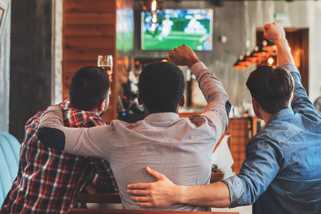 With the Euros set to start this weekend, pubs are cracking down on the Covid-19 rules
