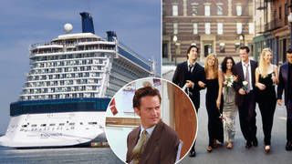 You can now book a Friends cruise