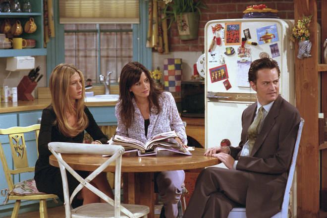 Friends fans can book a cruise
