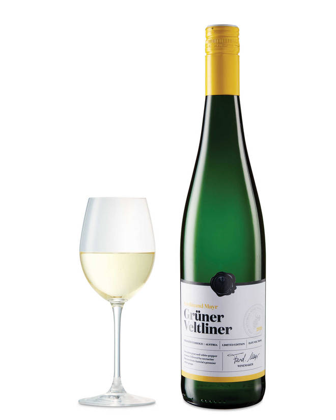 This bottle of Gruner Vetliner is a fantastic and reasonably priced Austrian white wine