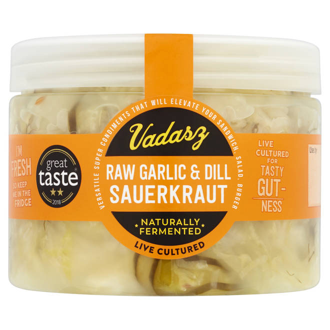 Put a dollop of sauerkraut on your hotdog or burger to give it an Austrian twist