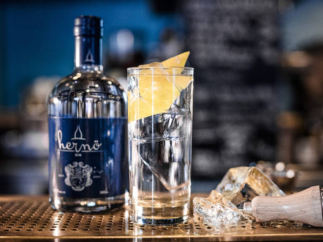 This was crowned best gin and tonic 2020