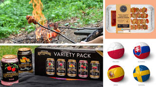 Get ready for some serious grilling and drinking with Group E!