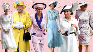 Royal Ascot is one of the biggest events in the Royal Family's calendar, and the fashion is nothing short of stunning