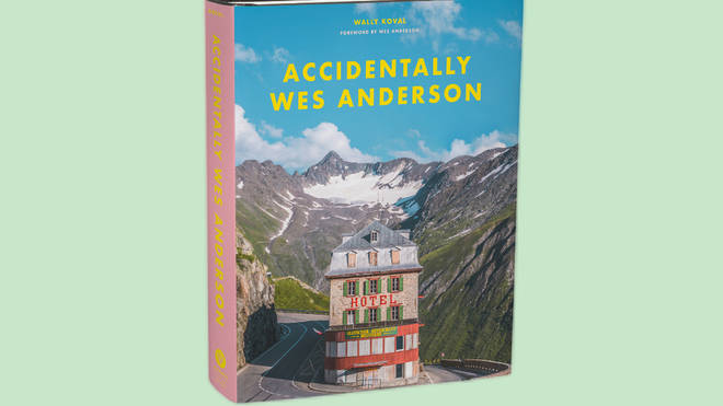 Accidentally Wes Anderson is the ultimate coffee table book