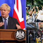 Boris Johnson has delayed Freedom Day
