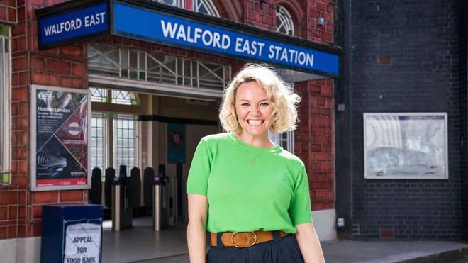 Janine Butcher will make a return to EastEnders