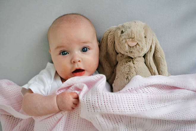 The most popular baby names of the year so far have been revealed