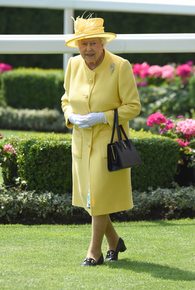 The Queen is passionate about horses and racing and rarely misses the chance to attend Ascot