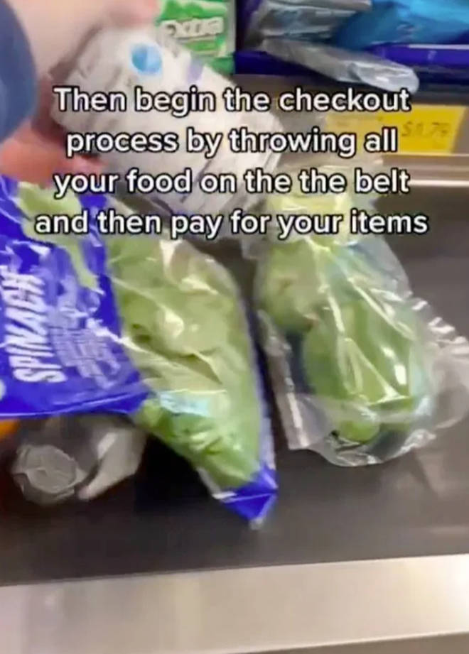 The hack could save you loads of time at the checkout